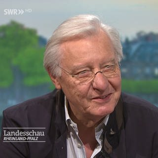 Wolfgang Dubs (Foto: SWR)