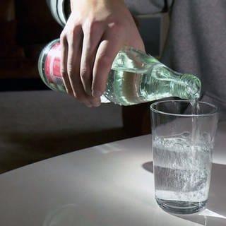 Mineralwasser (Foto: SWR)