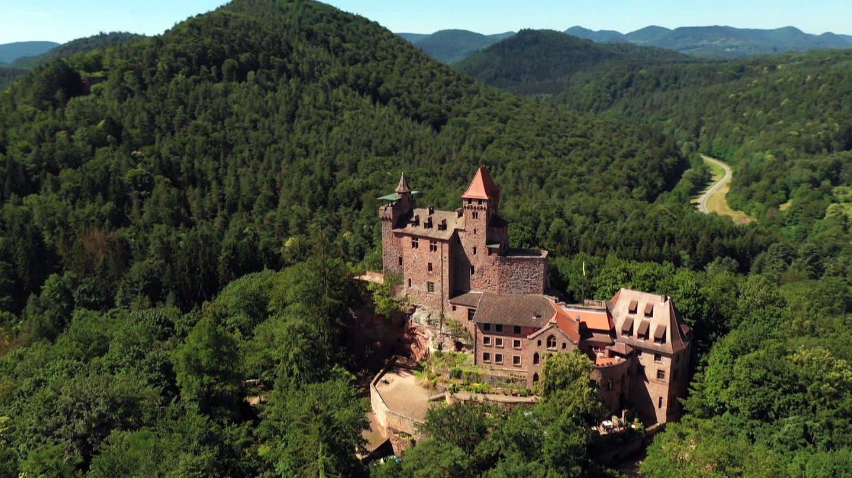 Burg Berwartsstein (Foto: SWR, SWR)