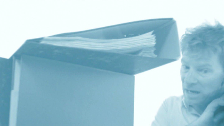 Symbolbild: Stress im Büro (Foto: SWR)