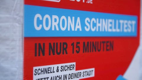 Grafik - Anti-Corona-Schnelltest - 15 Minuten (Foto: SWR)