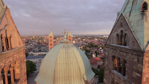 Der Dom in Speyer (Foto: SWR)