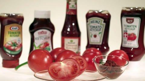 Ketchup (Foto: SWR)