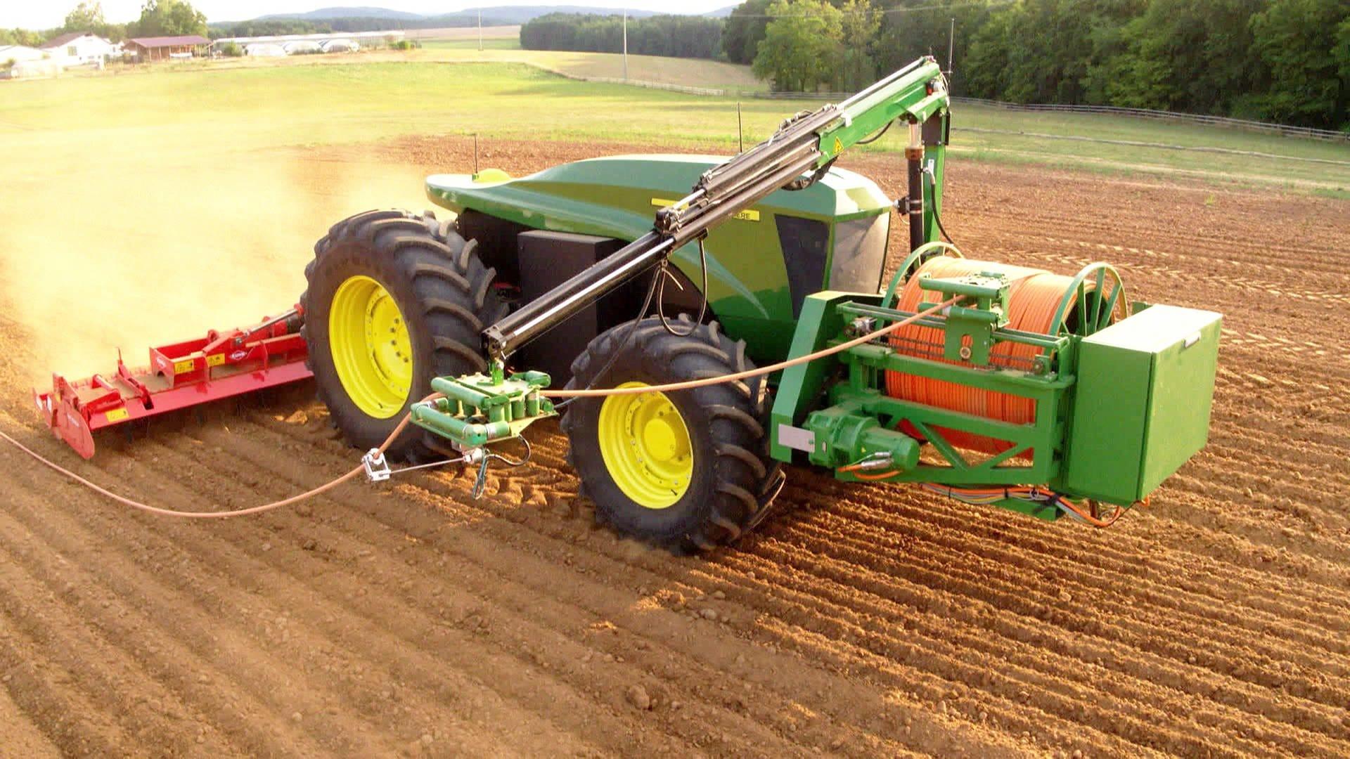 Zukunft Der Landwirtschaft