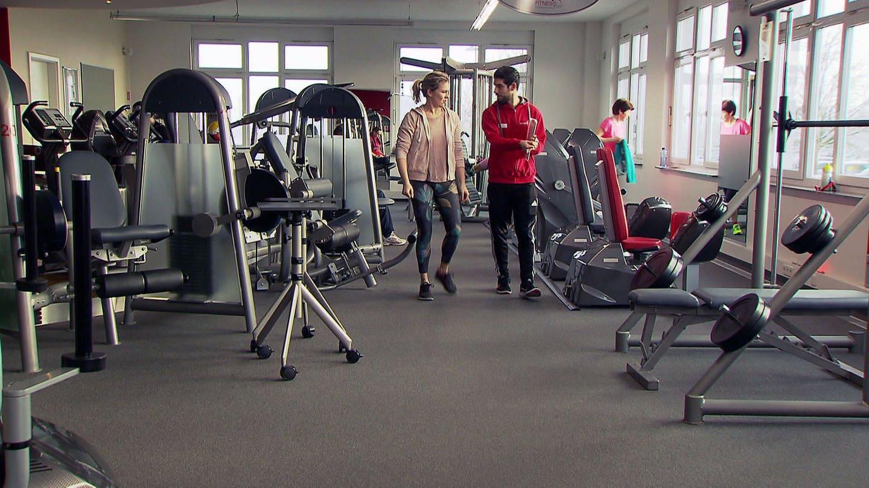 Fitnessstudio (Foto: SWR, SWR)