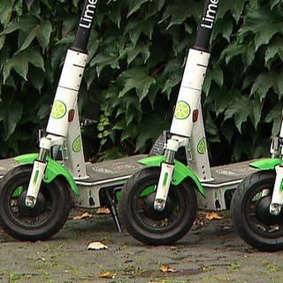 Lime E-Scooter (Foto: SWR)