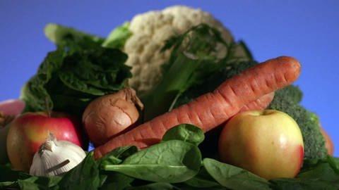 Obst, Nahrungsergänzungsmittel (Foto: SWR, SWR)