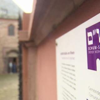 """""""SchUM-Städte"""" - UNESCO Welterbe angestrebt (Foto: SWR, SWR -)"""