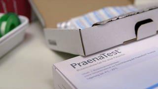 Trisomietest für Schwangere (Foto: SWR)