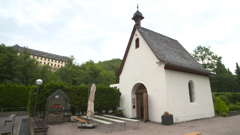 Schoenstatt Parlottistr. Kapelle (Foto: SWR)