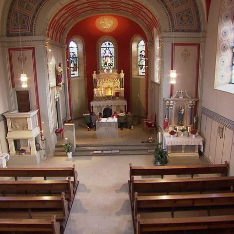 HZL Bongard Kirche (Foto: SWR)