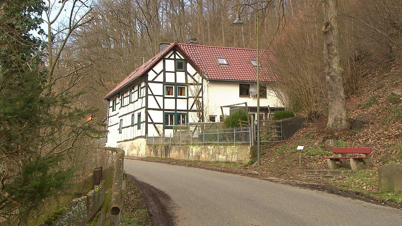 HZL, Eichenbach, Ahrtalstraße (Foto: SWR)