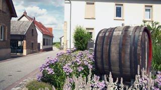 Wahlheim - Die Obergasse (Foto: SWR)