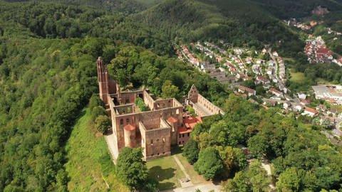 Grethen-Hausen - Eine Ortsansicht (Foto: SWR)