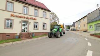 Hierzuland Bottenbach Mittelgasse (Foto: SWR)