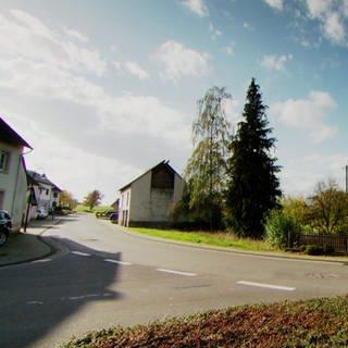 HZL, Hupperath, Bergweilerstraße (Foto: SWR)