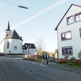 Bickenbach - Die Hauptstrasse (Foto: SWR)