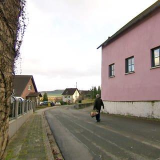 Hierzuland Engeln Dorfstraße (Foto: SWR)