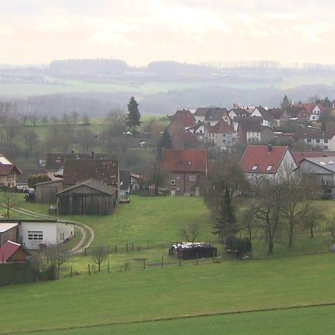 Hierzuland Maßweiler Ortsansicht (Foto: SWR)