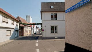 Hierzuland Osthofen, Ludwig-Schwamb-Straße (Foto: SWR)