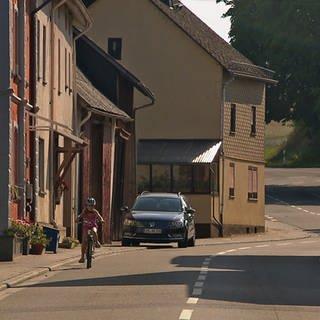 Bremberg Hauptstraße (Foto: SWR)