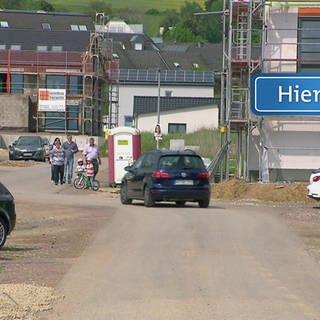 Filsch - HZL Schild und Babenbergstraße (Foto: SWR)