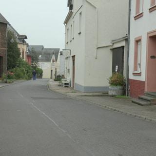 Hauptstraße in Erden (Foto: SWR)