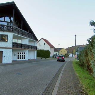 Hierzuland Mettweiler Hauptstraße (Foto: SWR)