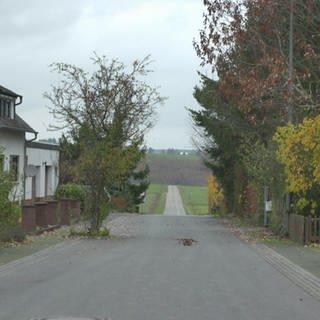 Hierzuland Sonnschied Hauptstraße (Foto: SWR)