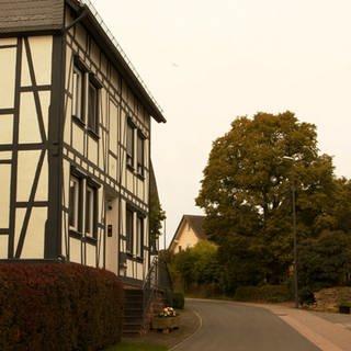 Niedersohren Schulstraße (Foto: SWR)