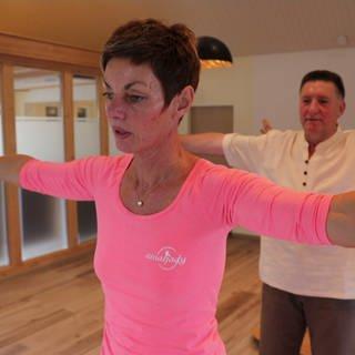 Marion Metzmacher - Yoga-Lehrerin statt Beamtin (Foto: SWR, SWR)