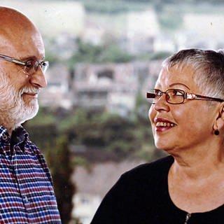 Ilse Schweikhardt und ihr zweiter Mann (Foto: SWR)