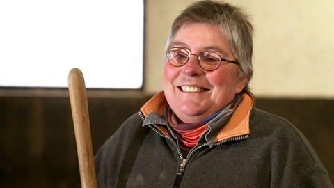 Sabine Nußbaum - vom Waisenhaus zum eigenen Bauernhof (Foto: SWR, SWR)