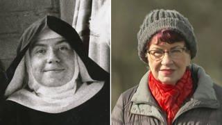 Künstlerin Beate Heinen war zehn Jahre lang Nonne. (Foto: SWR)