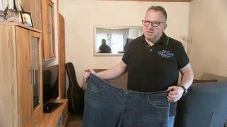 Hans Eckrich aus Schmalenberg hat 70 Kilo abgenommen (Foto: SWR, SWR)