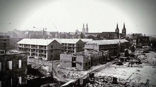 Wiederaufbau nach dem Zweiten Weltkrieg in Koblenz. (Foto: SWR)