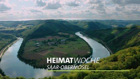 Kleine Saarschleife (Foto: SWR)