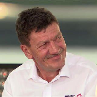 Wilfried Kootz aus Bickendorf, inklusives Medienteam (Foto: SWR, SWR)
