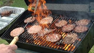 Gasgrill (Foto: Getty Images, Thinkstock - Ted Johns)