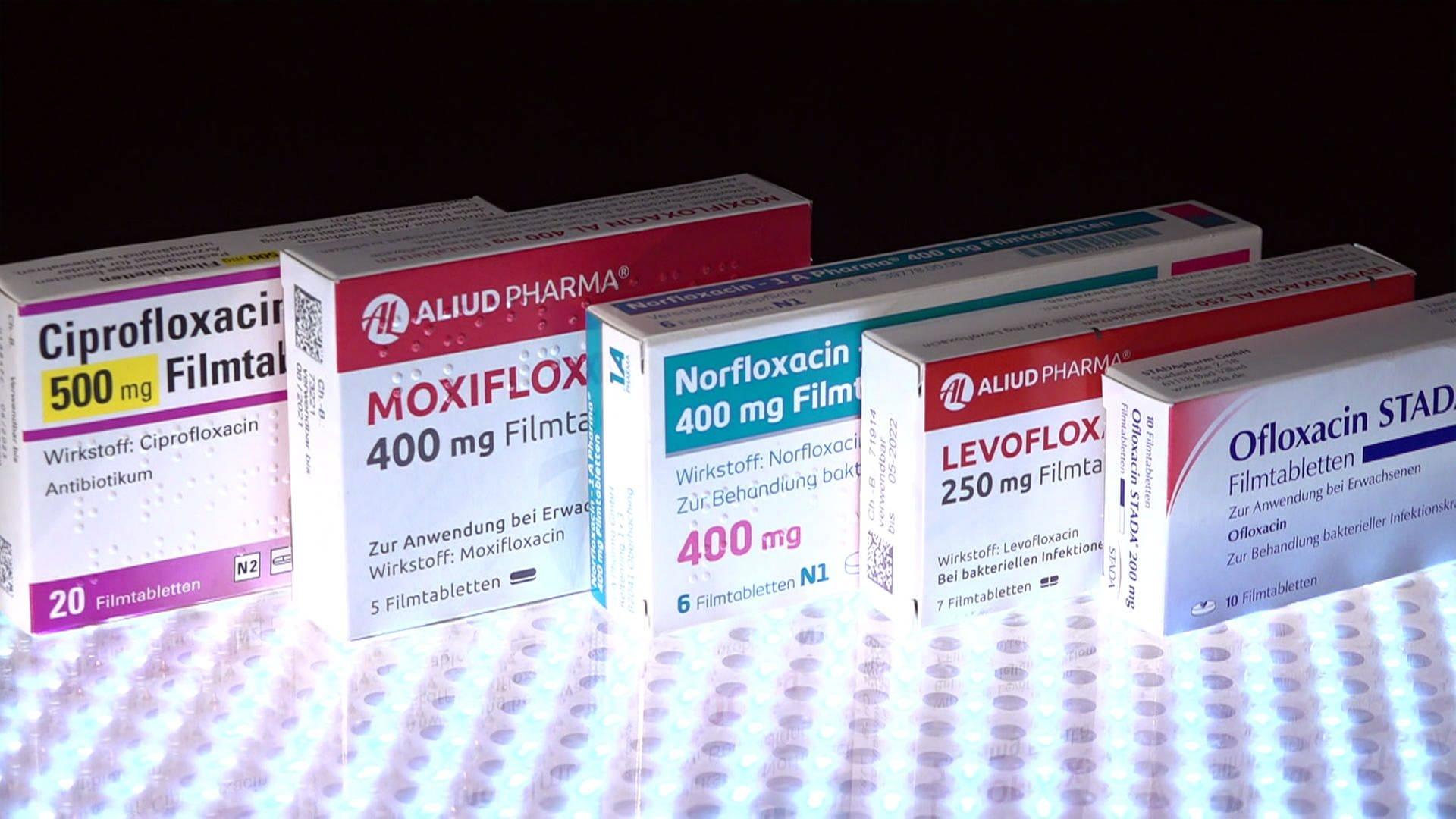 Prostatitisz antibiotikum ofloxacin