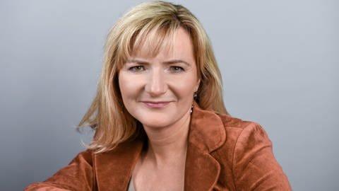 SWR-Wirtschaftsredakteurin Petra Thiele (Foto: Dirk Bannert)