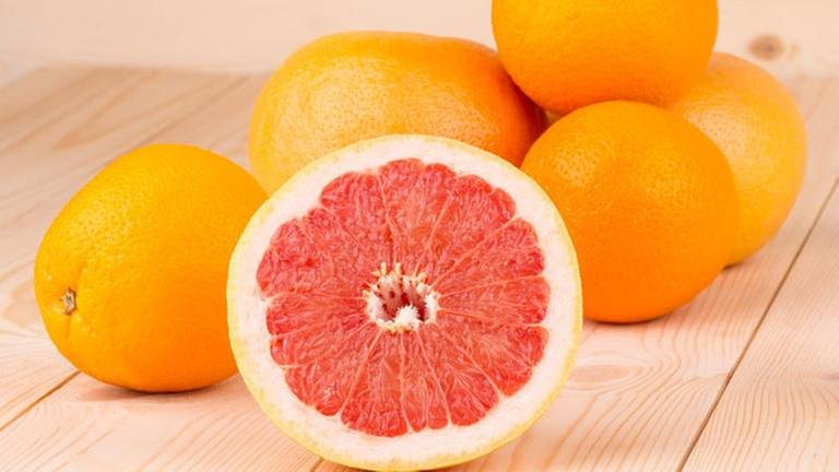 Grapefruit (Foto: Colourbox, Colourbox -)