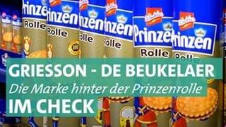 Prinzenrolle Griesson de Beukelaer (Foto: SWR)