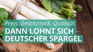 Die Spargelsaison beginnt: Auf dem Tisch liegt frischer deutscher Spargel. (Foto: Colourbox, COLOURBOX32201684)