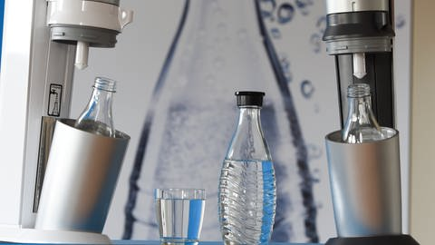 Wassersprudler  (Foto: SWR)