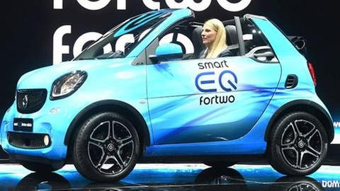E-Smart (Foto: dpa Bildfunk, picture alliance / Uli Deck/dpa)