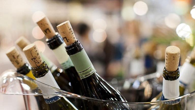 Der Verbrauch von Wein unterscheidet sich international stark - einige Länder bestimmen das Wachstum. (Foto: SWR, SWR -)