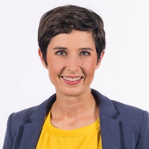 SWR-Wirtschaftsredakteurin Sina Rosenkranz (Foto: SWR)