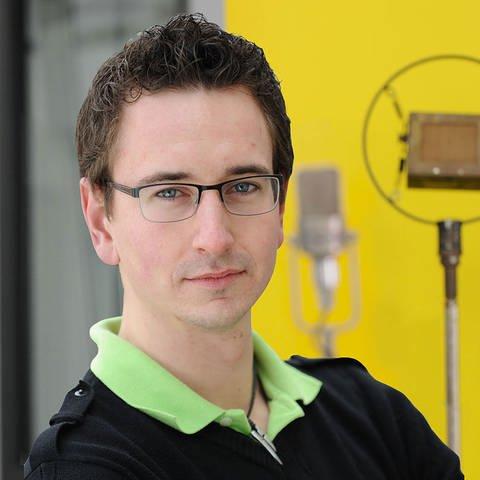 SWR-Wirtschaftsredakteur Alexander Winkler (Foto: SWR, Stefanie Schweigert)