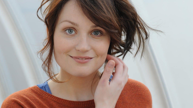 SWR-Wirtschaftsredakteurin Katha Jansen (Foto: SWR, Stefanie Schweigert)